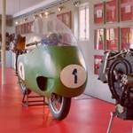 museo moto guzzi, circuito del lario